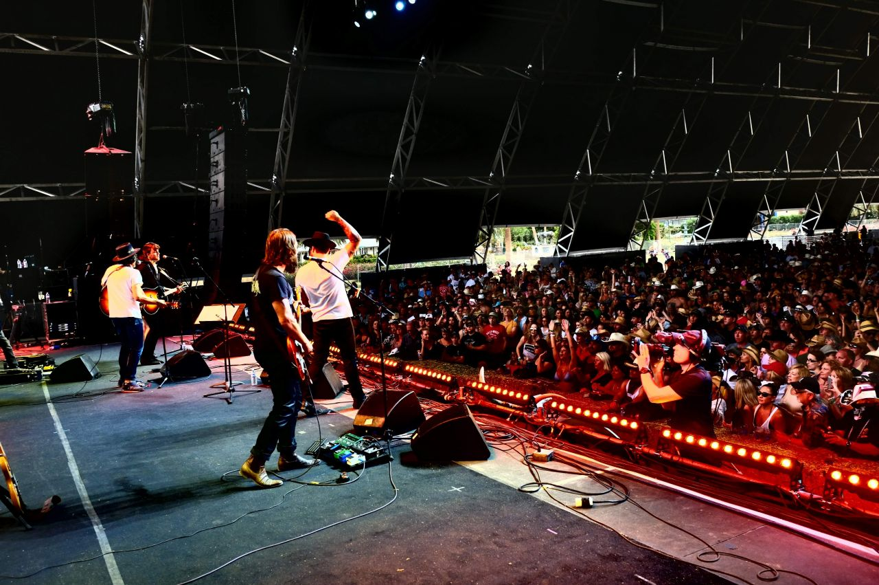 Perform During 2014 Stagecoach California's Country Music Festival