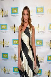 Katie Cassidy Wearing Rubin Singer Dress - 2014 PRISM Awards in Los Angeles