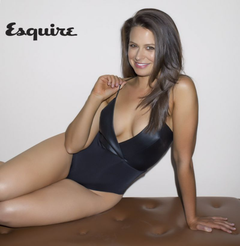 Katie Lowes - Esquire Magazine May 2014 Issue