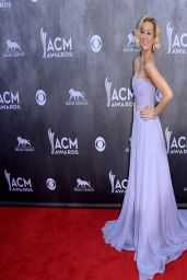 Kellie Pickler in Romona Keveza Gown - 2014 Academy Of Country Music Awards in Las Vegas