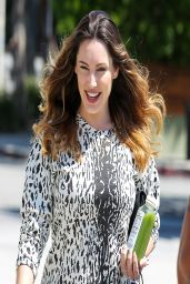 Kelly Brook - Booty in Jeans - Out in Los Angeles, April 2014