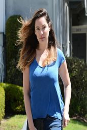 Kelly Brook - Goes to an OB-GYN Doctor