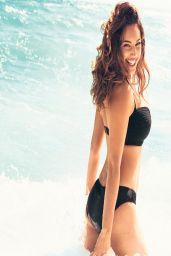 Kelly Brook - New Look Swimwear Photoshoot - April 2014