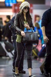 Kendall Jenner - Arrives in New York City - April 2014