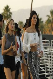 Kendall Jenner - Coachella Valley Music and Arts Festival 2014 in Indio - Weekend 2