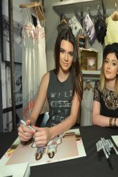 Kendall & Kylie Jenner - PacSun Spring Collection Launch in San Jose - April 2014