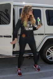 Khloe Kardashian Shops at Restoration Hardware - April 2014