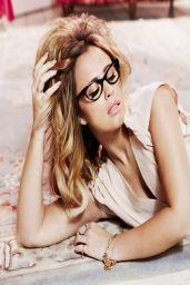 Kimberley Walsh - Elisabeth Hoff Photoshoot 2014