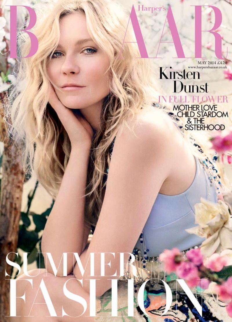 Kirsten Dunst - Harper