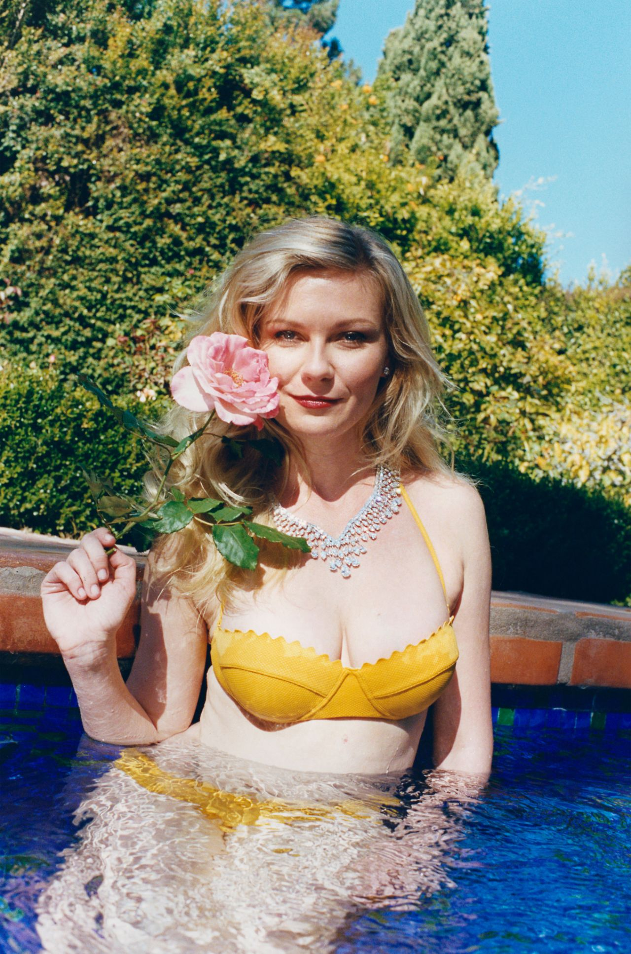 Kirsten Dunst - W Magazine Summer Pleasures Issue