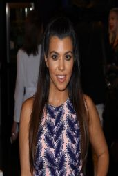 Kourtney Kardashian - Kardashian Khaos Store in Las Vegas - April 2014