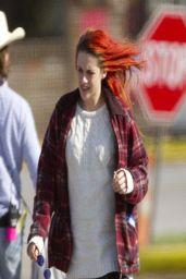 Kristen Stewart - Filming