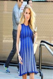 Kristin Cavallari - Leaving the E news Building in Los Angeles