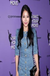 Kwon Boa – 'Make Your Move Premiere in Los Angeles