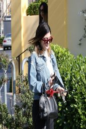 Kylie Jenner Booty in Jeans  - Calabasas, April 2014