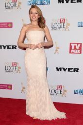 Kylie Minogue – 2014 Logie Awards in Melbourne (Australia)