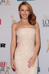 Kylie Minogue – 2014 Logie Awards in Melbourne (Australia)