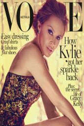 Kylie Minogue - Vogue Magazine (Australia) May 2014 Issue