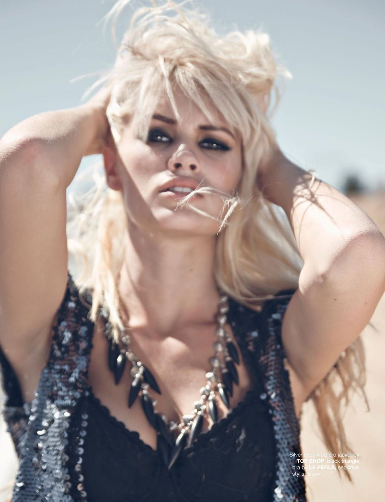 Lauren Bennett – FV Magazine – The Apocalips Issue (2014)