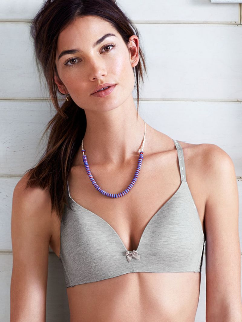 Lily Aldridge – Victoria's Secret Collection – April 2014