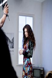 Lorde - Teen Vogue Magazine May 2014 Issue