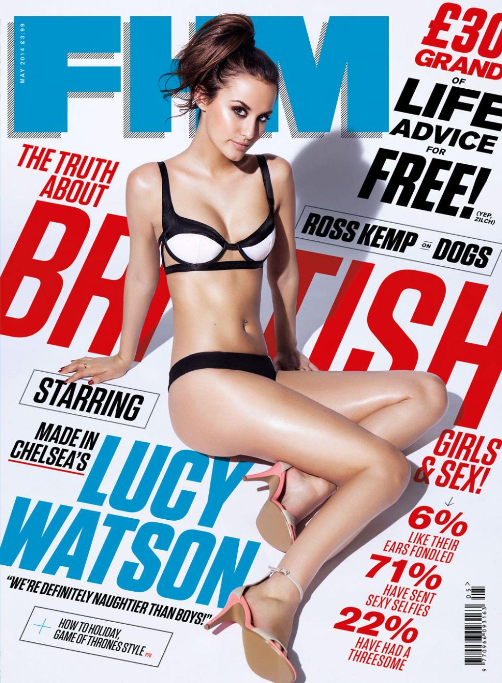 FHM Magazine (UK) May 2014 Issue