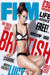 Lucy Watson - FHM Magazine (UK) May 2014 Issue