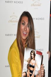 Luisa Zissman - Baileys Feaster Egg Hunt at Harvey Nichols in London – April 2014