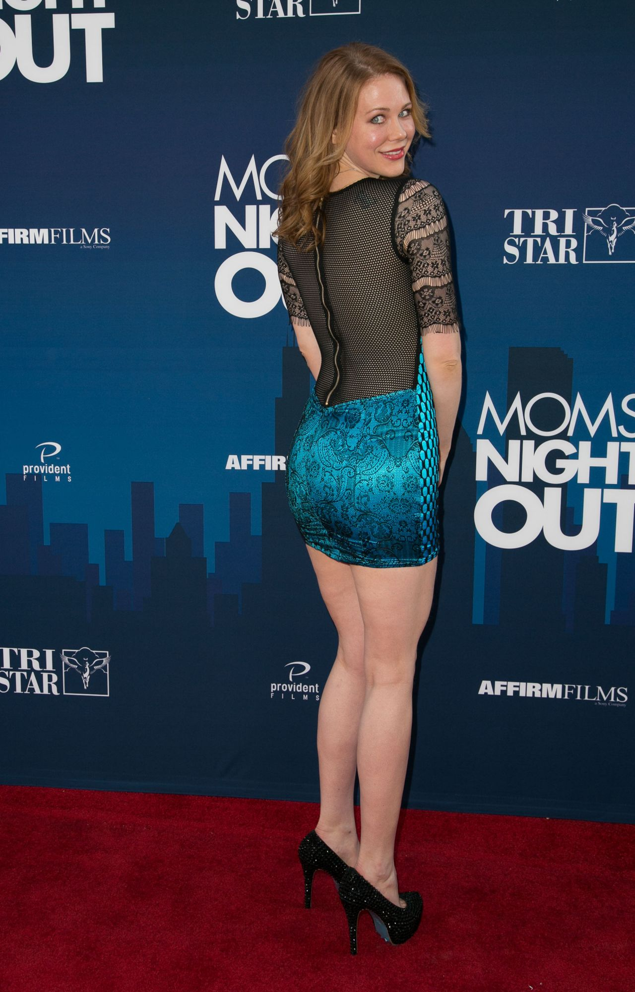 Maitland Ward - Moms Night Out Premiere In Hollywood-5991