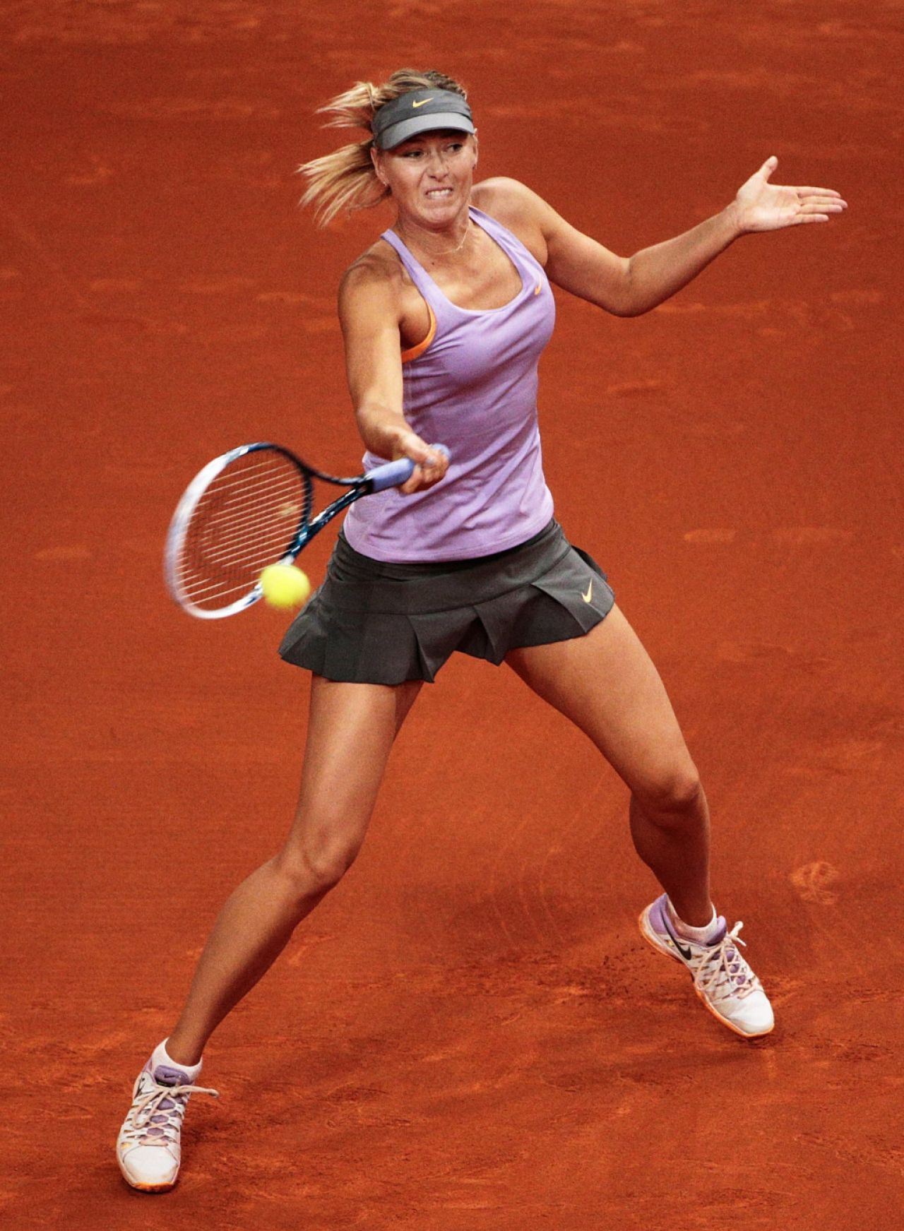 Maria Sharapova - Porsche Tennis Grand Prix 2014 - Day 2 in Stuttgart, Germany
