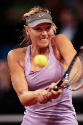 Maria Sharapova - Porsche Tennis Grand Prix 2014 in Stuttgart, Germany (Day 4)
