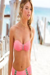 Martha Hunt Bikini Photoshoot - Victoria