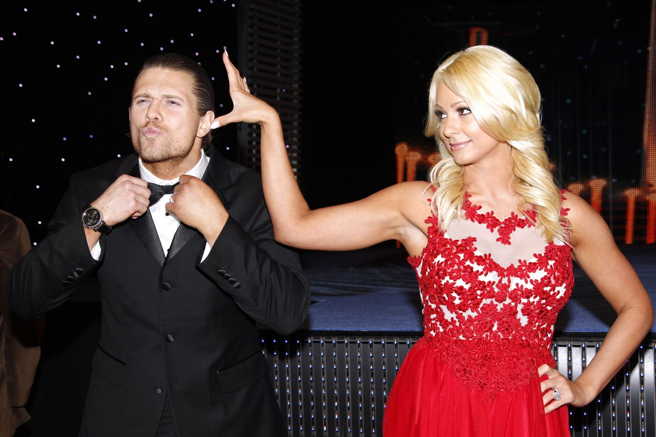 Maryse Ouellet - WWE Hall of Fame Induction Ceremony ...