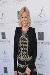 Megan Hilty - L By Jennifer Love Hewitt Launch in Beverly Hills – April 2014