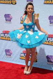 Megan Nicole - 2014 Radio Disney Music Awards in Los Angeles