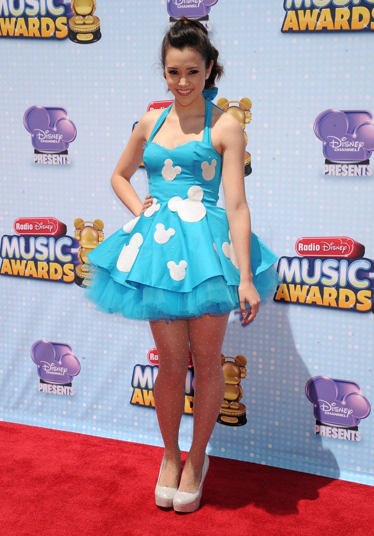 Megan Nicole 2014 Radio Disney Music Awards In Los Angeles