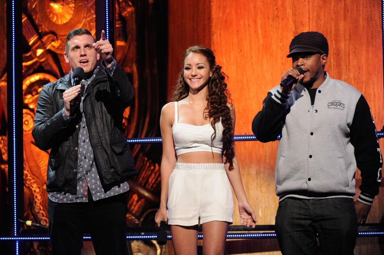 Melanie Iglesias - 2014 MTV Upfront Presentation