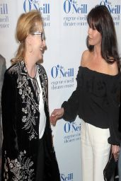 Meryl Streep & Catherine Zeta-Jones - Monte Cristo Award to honor Meryl Streep in New York City - April 2014