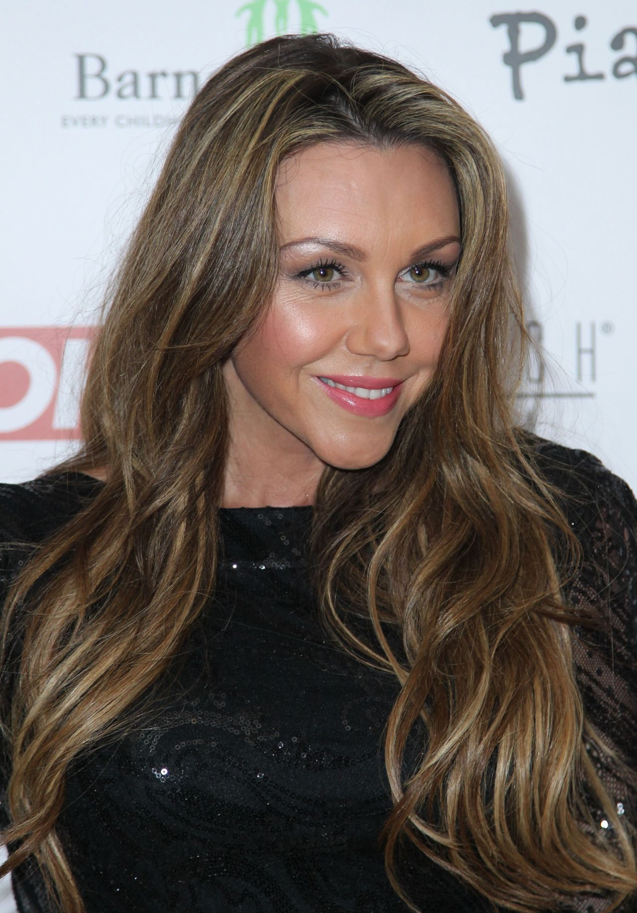Michelle Heaton - Pia Michi & Inanch Launch - London, MArch 2014