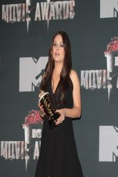 Mila Kunis Wearing Thakoon Dress - 2014 MTV Movie Awards in Los Angeles