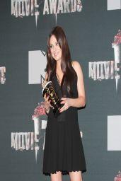 Mila Kunis Wearing Thakoon Dress - 2014 MTV Movie Awards in Los Angeles