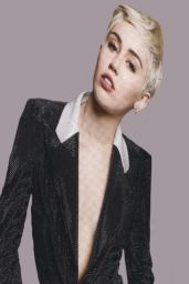 Miley Cyrus – ELLE Magazine May 2014 Issue