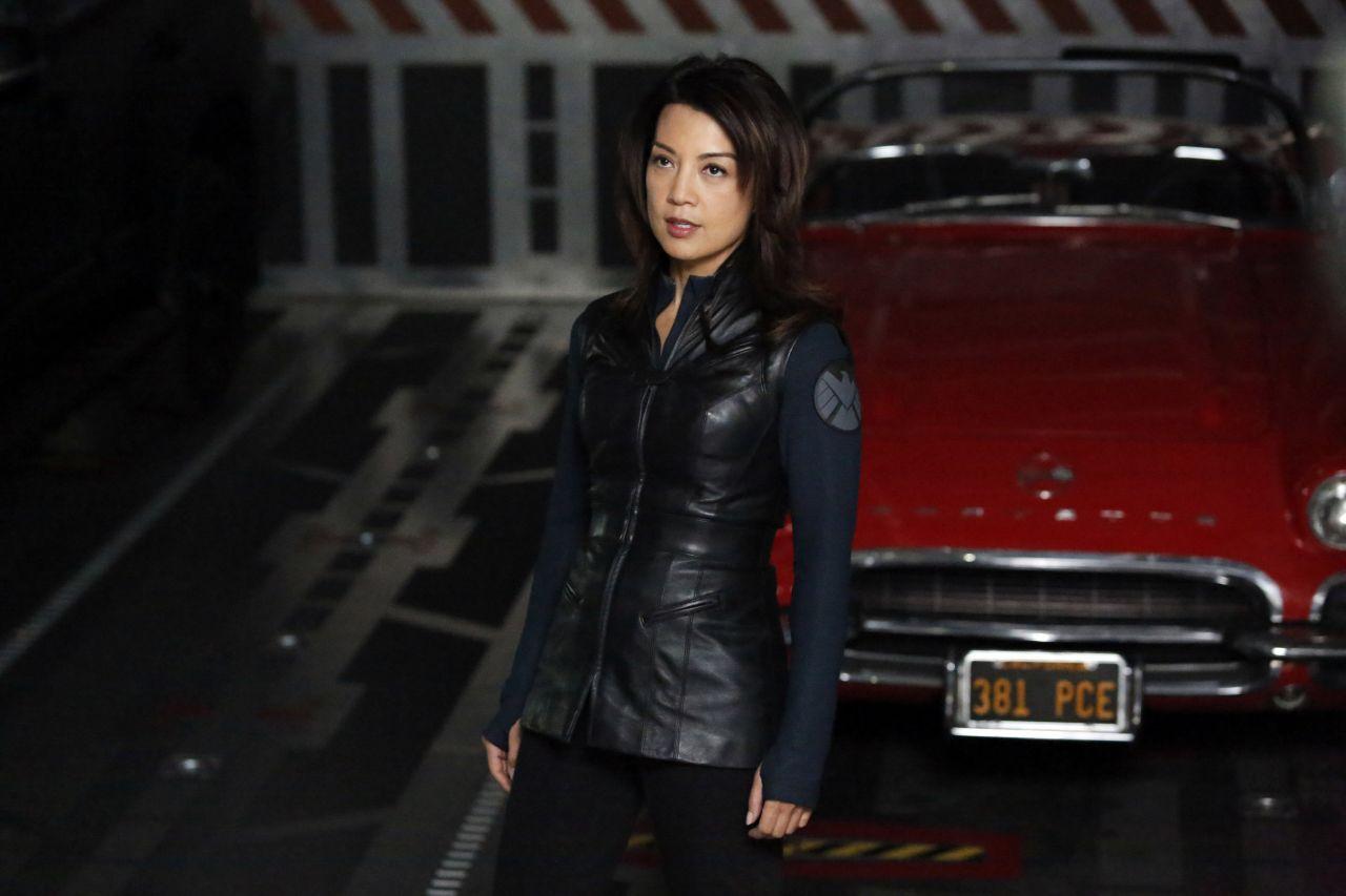 Ming-Na Wen - Marvel