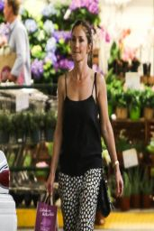 Minka Kelly Shopping in Beverly Hills - April 2014