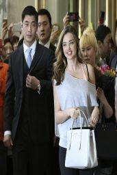 Miranda Kerr in Seoul, South Korea at Reebok