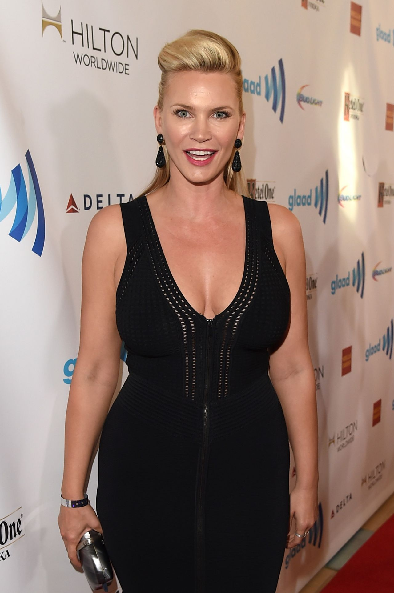 Natasha Henstridge - 2014 GLAAD Media Awards in Los Angeles