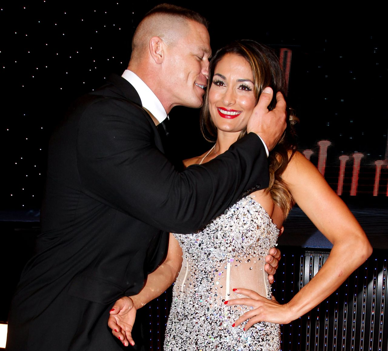 Nicole Garcia (Nikki Bella) - WWE Hall of Fame Induction ...