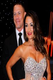 Nicole Garcia (Nikki Bella) - WWE Hall of Fame Induction Ceremony - April 2014