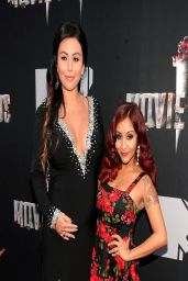 Nicole Polizzi - 2014 MTV Movie Awards in Los Angeles