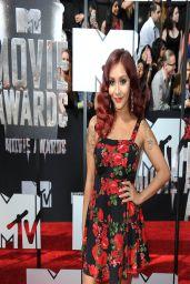 Nicole Polizzi - 2014 MTV Movie Awards in Los Angeles